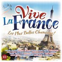 Cover  - Vive la France - Les plus belles chansons! [2011]